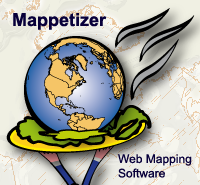 Mappetizer Web Mapping Software